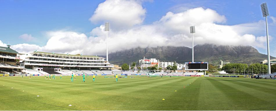 Proteas Training Session