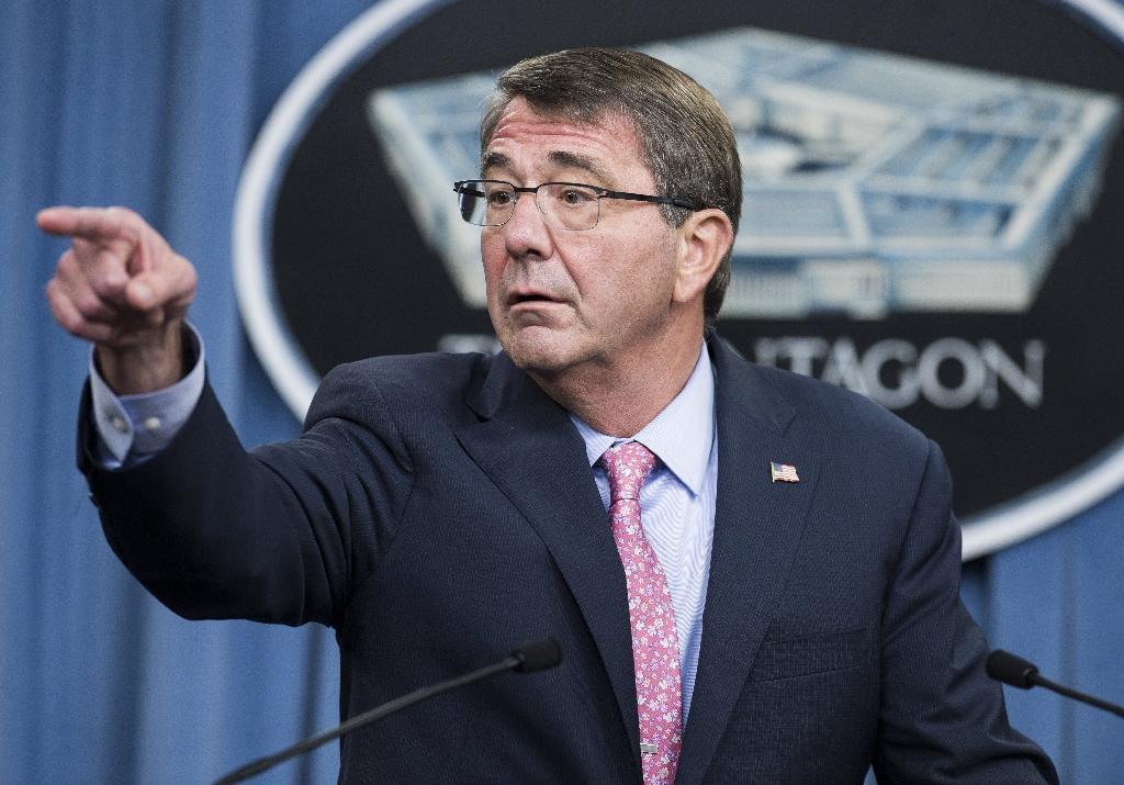 US defence chief warns Russia has 'losing strategy' in Syria