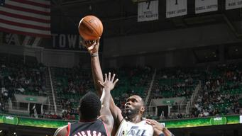 Jefferson leads Jazz past Blazers 86-77