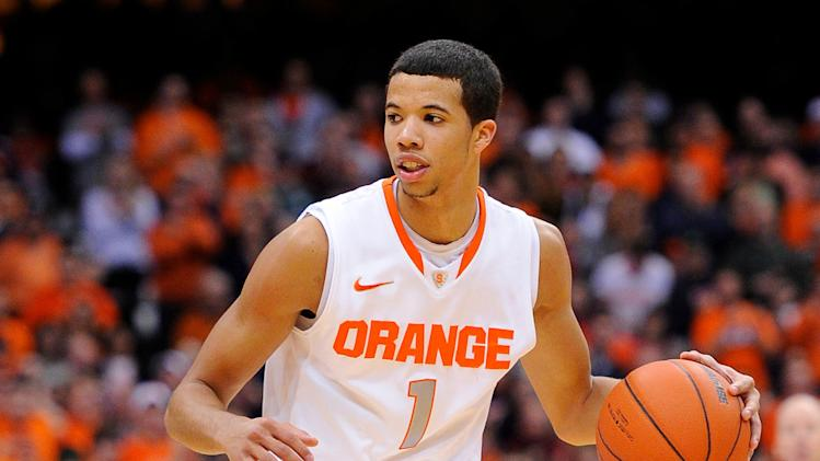 NCAA Basketball: Cincinnati at Syracuse