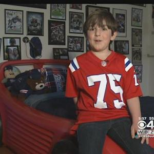 Westwood Boy Among Finalists To Win Super Bowl Trip