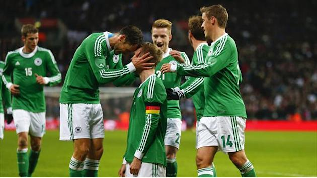 World Cup - Germany to play Cameroon before World Cup