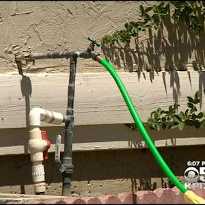 California May Impose $500 Fines For Water Wasters