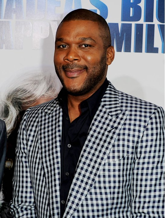 Tyler Perry Bg Hppy Fm Pr