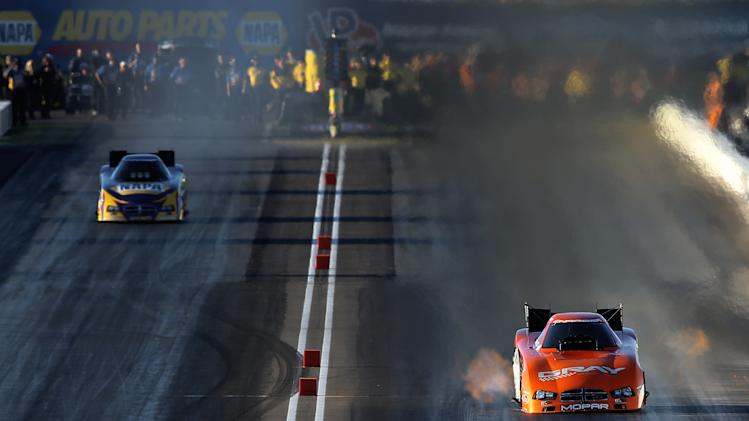 NHRA: Arizona Nationals-Qualifying