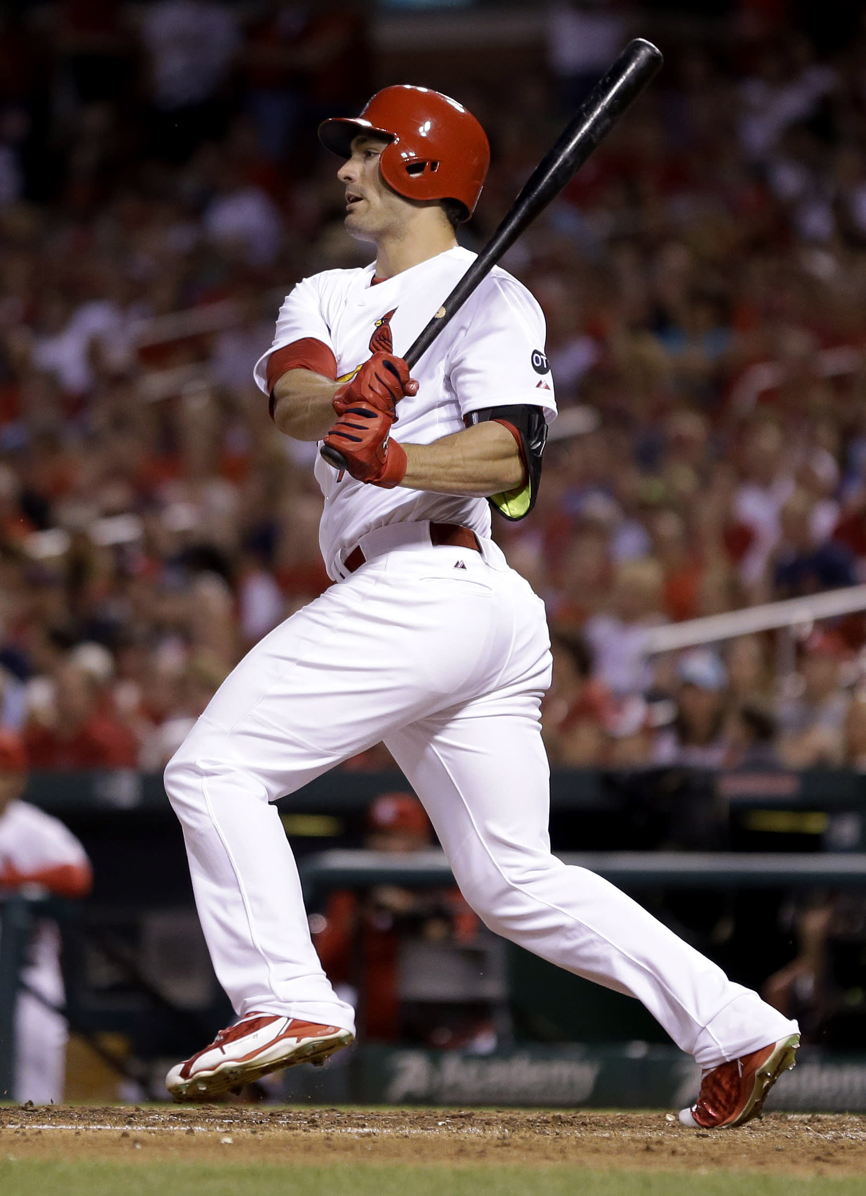 Grichuk could cut into Jay's playing time for Cardinals