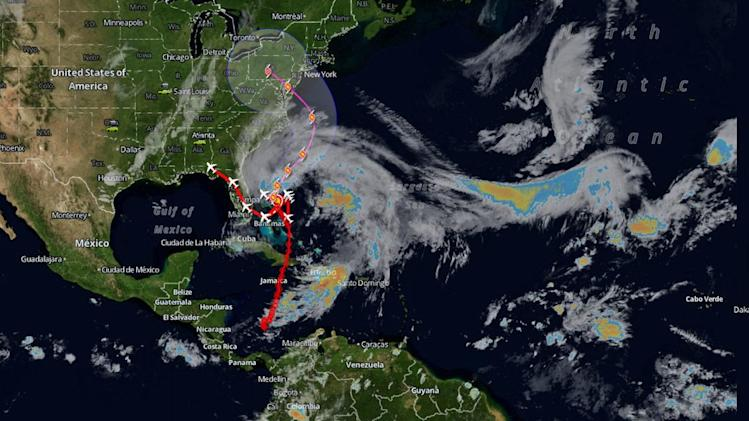 A year after Irene, US prepares for superstorm