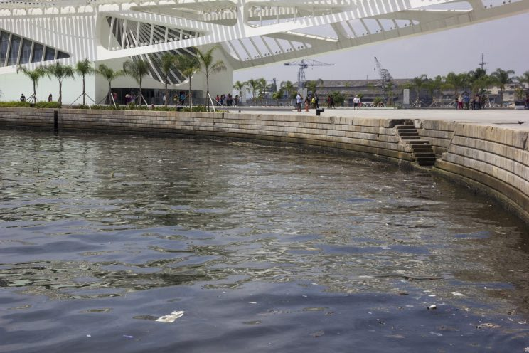 'Super bacteria' is in Rio Olympic waters, it's almost untreatable, and it can be deadly
