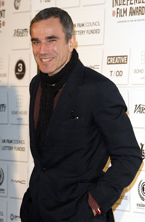 2009 British Independent Film Awards Daniel Day-Lewis