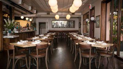 New Chef Plus Cinco de Mayo at The Hake & Fresh Lounge Eats at the Grant Grill