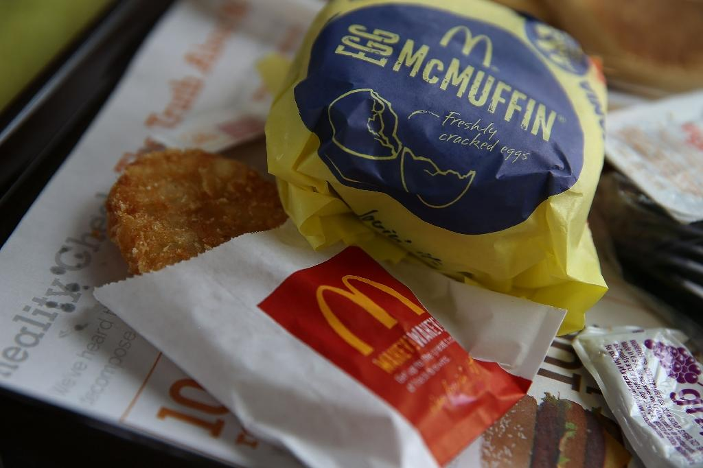 McDonald's franchise spinoffs tamp down earnings
