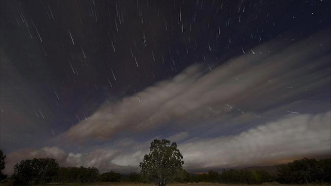 WHEN TO VIEW THE METEOR SHOWER