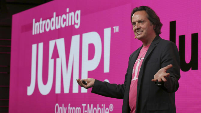 T-Mobile nixes down payments, ups monthly fees