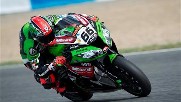 Jerez WSBK: Sykes crowned World Champion