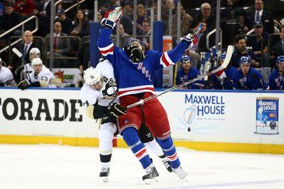 NHL Thursday: Rangers take series lead over Penguins