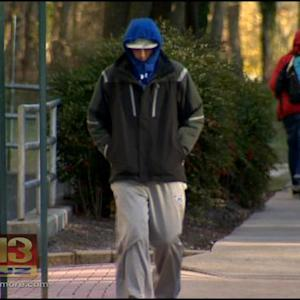 Cold Weather Blamed For 5 Md. Deaths This Year