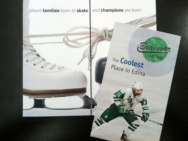 Edina's Braemar Arena is the center of a serious skating debate -- Facebook