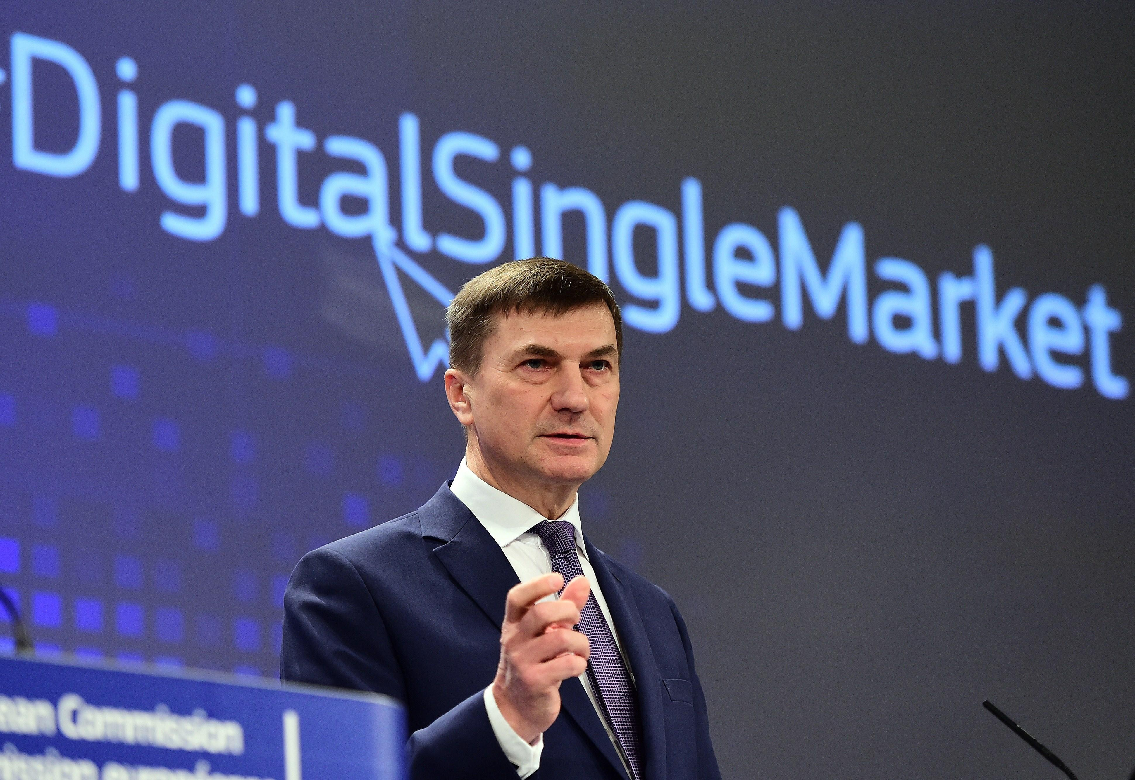 Europe launches plan to tackle US online dominance