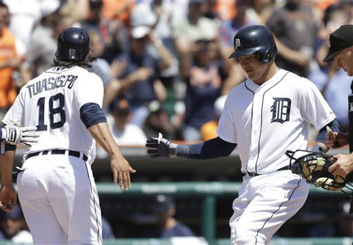 Astros finally beat Tigers, 7-5 with 2-run 9th