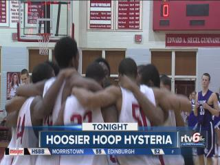 Hoosier Hoop Hysteria: Jan. 25 Highlights