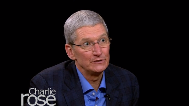 Apple takes 'very different view' on customer privacy, Cook says