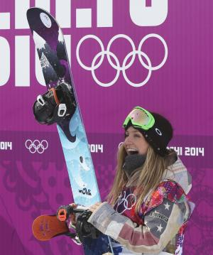 Anderson completes US Olympic sweep in slopestyle
