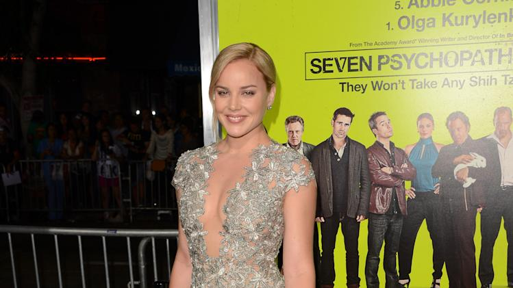 "Premiere Of CBS Films' ""Seven Psychopaths"" - Arrivals"