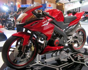 New Yamaha V-Ixion Fairing Concept