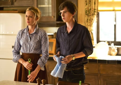 Bates Motel Renewed for Season 2