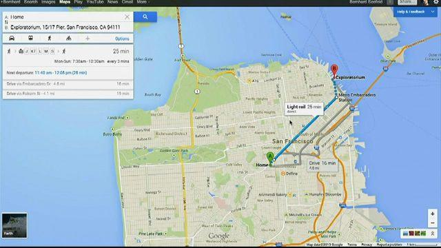 Google navigates new future for Maps