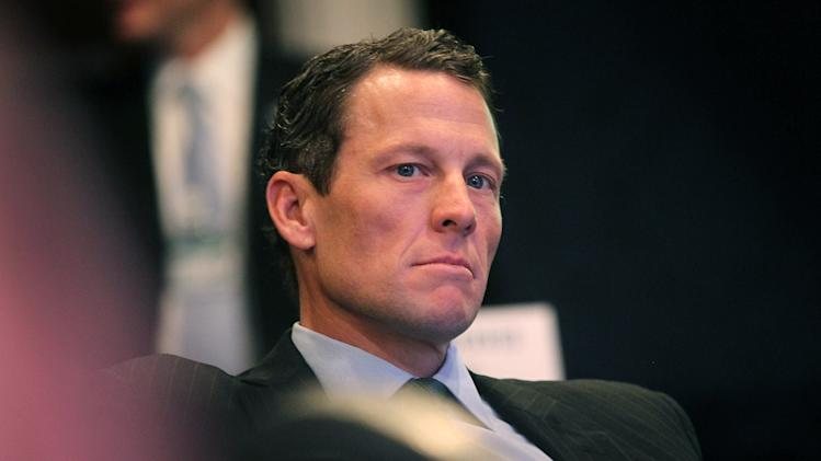 FILE: Doping Charges Brought Against Lance Armstrong