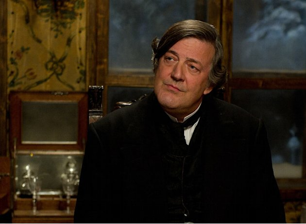 Sherlock Holmes Game of Shadows 2011 Warner Bros. Pictures Stephen Fry