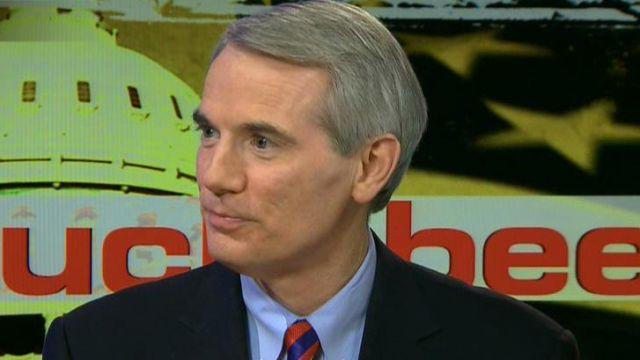 Sen. Rob Portman on final days of 2012 race