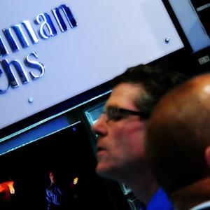Is Goldman's Blockbuster Quarter All About the Fed?