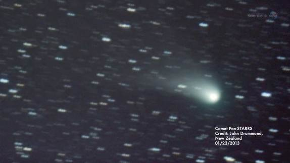 Bright Comets Grace Earth's Night Sky in February and March