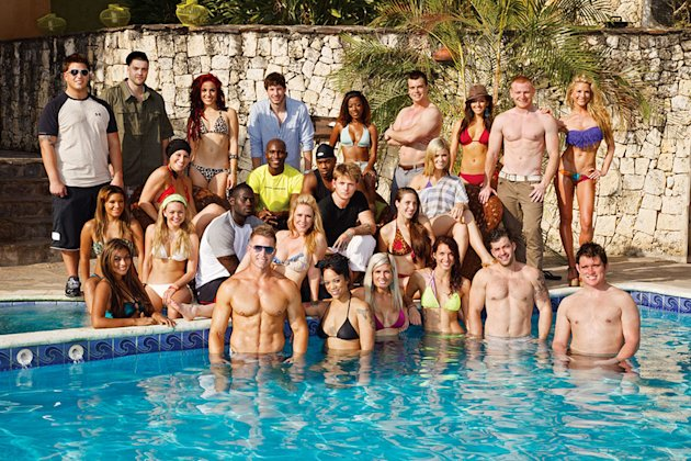 The cast of &quot;The Challenge: Battle of the Exes.&quot; 