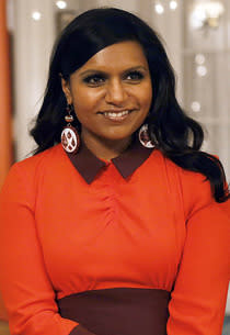 Mindy Kaling | Photo Credits: Greg Gayne/Fox