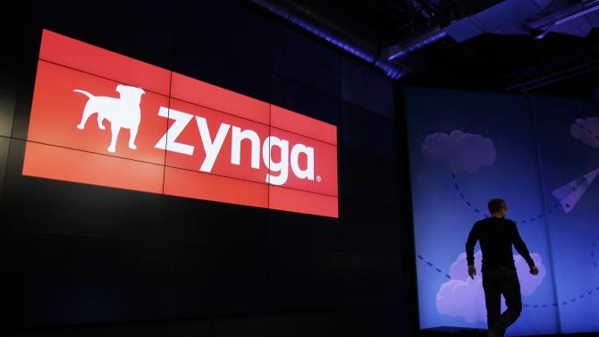 Zynga trims 3Q losses under new CEO, stock surges