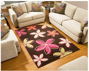 terra daisy area rug