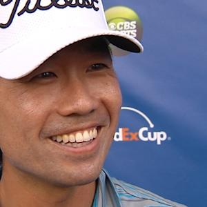Kevin Na interview after Round 3 of Crowne Plaza