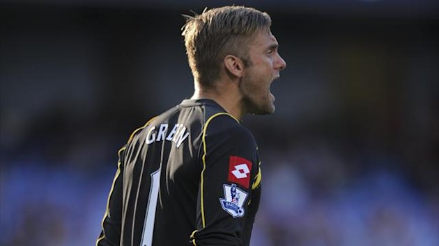 Queens Park Rangers' goalkeeper Robert Green