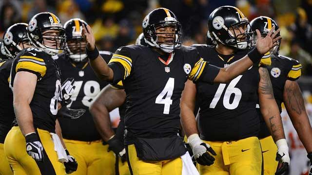 Steelers' chances without Big Ben