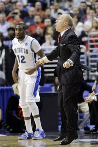 McDermott has 27, Creighton tops Cincinnati 67-63