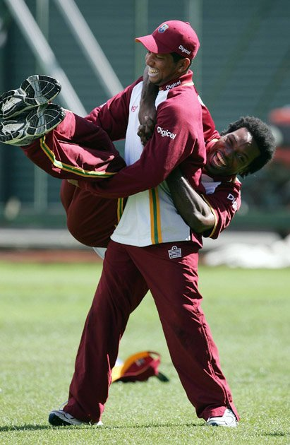 West Indies Cricket Training