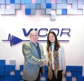 Vicor Strengthens Sales and Distribution Network in China With NuPower Partnership