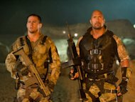 """G.I Joe"" delayed because of Channing Tatum"