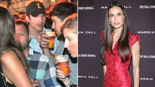 Demi Moore and Ashton Kutcher: After the Breakup