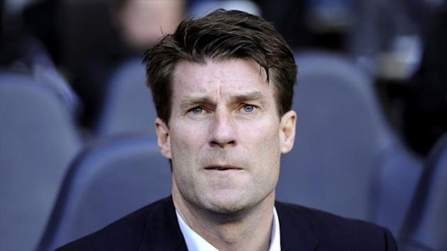 Michael Laudrup was not impressed with his side's display