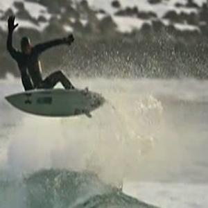 'Arctic Swell' showcases extreme surfing in the Arctic