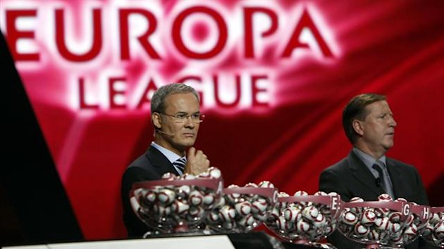 Europa League draw (AP/LaPresse)
